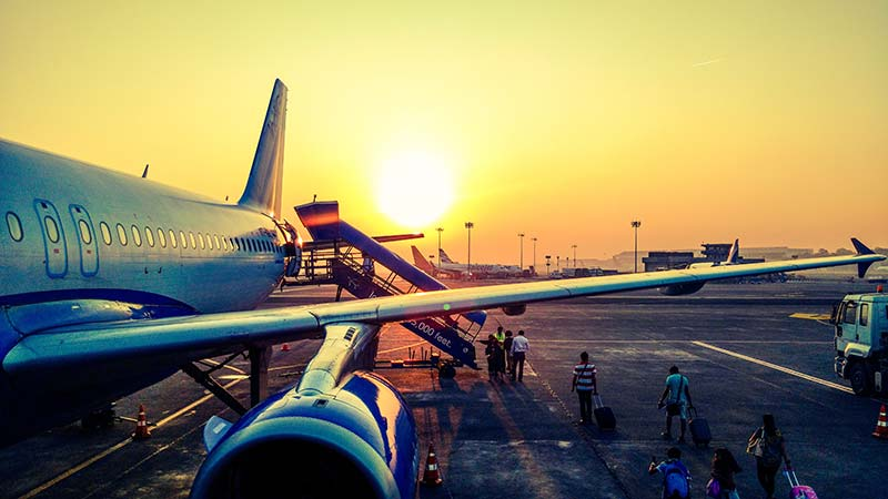 trasporto aereo e costi