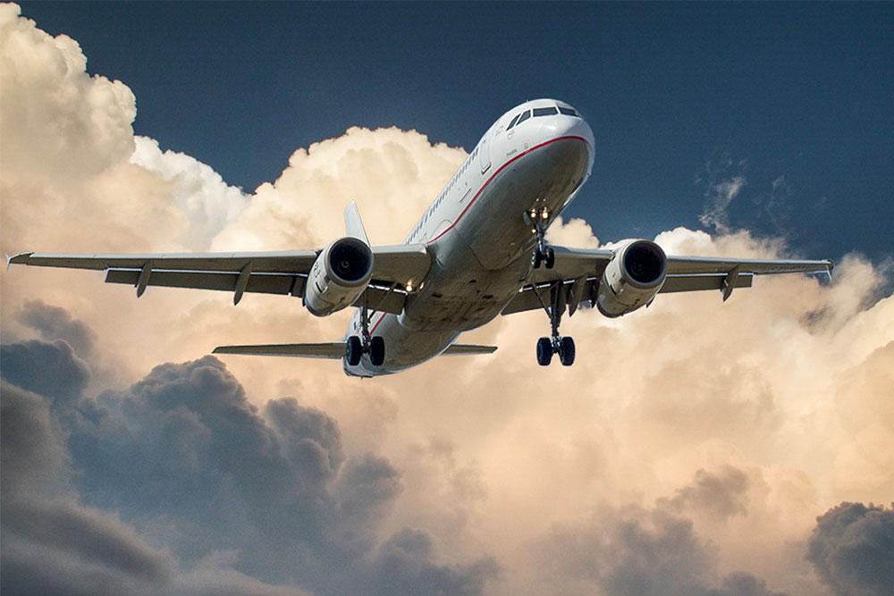 trasporto aereo il mezzo